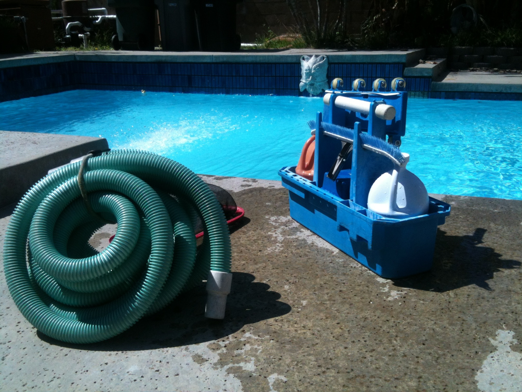Get your pool clean and ready for winter