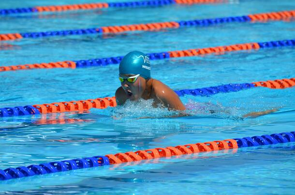 Swimming strokes have different advantages and disadvantages