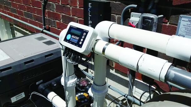 HeaterReader Smart Pool Automation