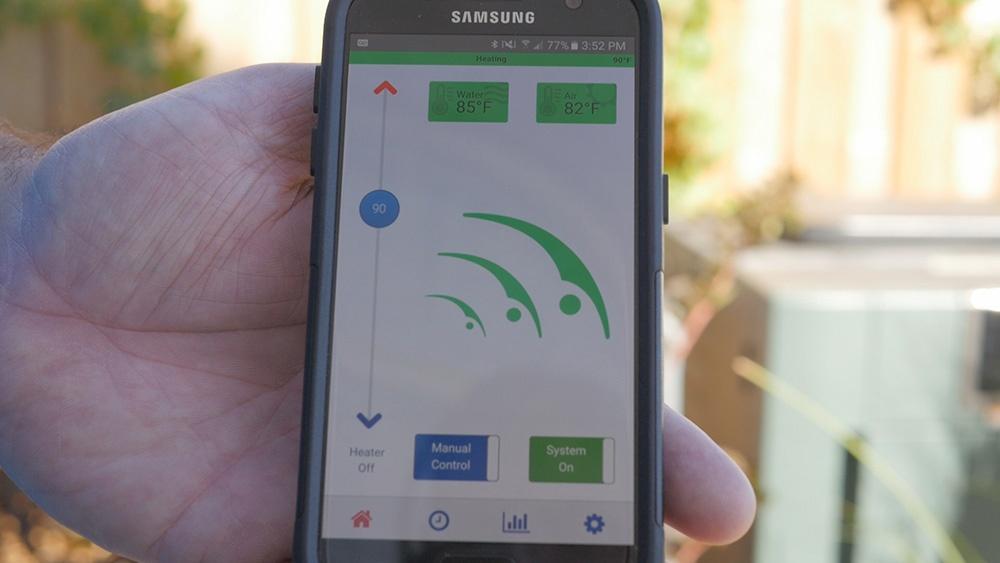 HeaterReader App