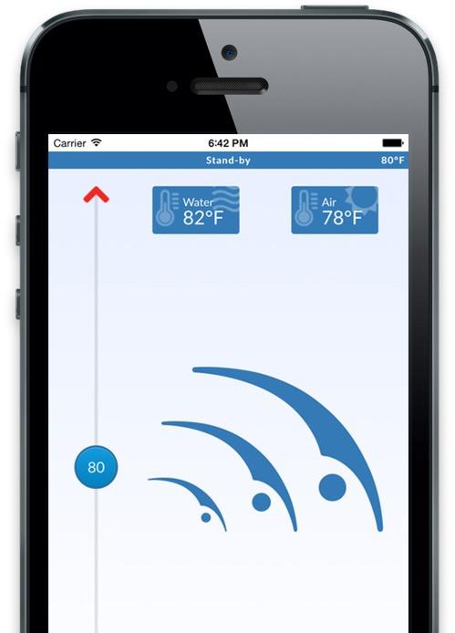 HeaterReader™ App - Dashboard