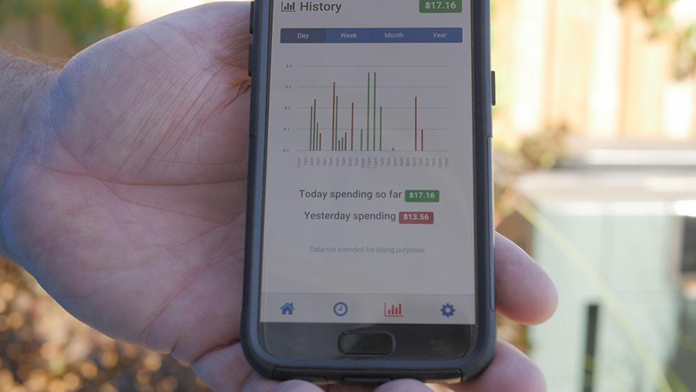 HeaterReader App - Scheduling