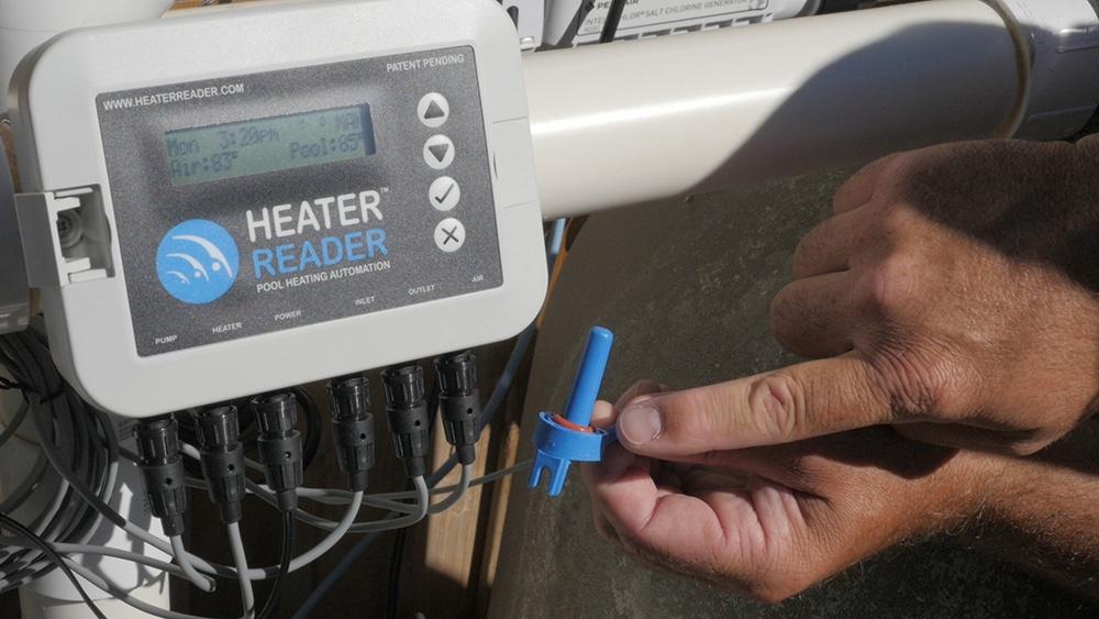 HeaterReader - Sensors