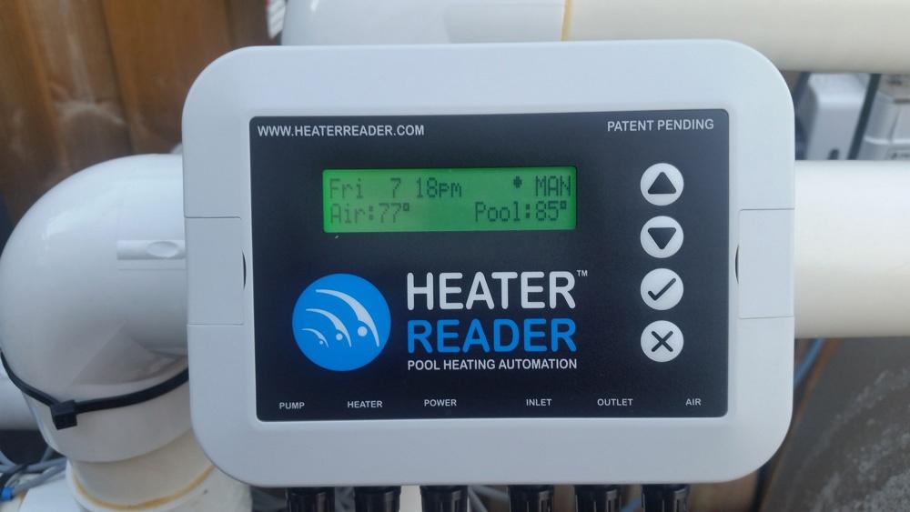 HeaterReader In Action