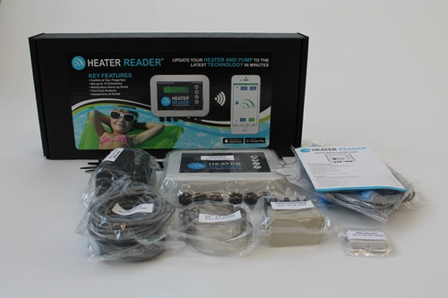 HeaterReader - Packaging