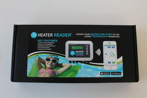 HeaterReader Box