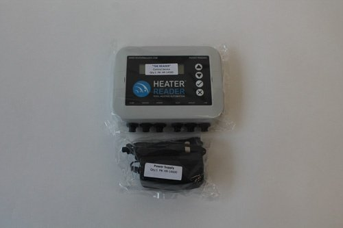 HeaterReader Smart Swimming pool automation