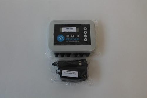 HeaterReader Smart Swimming pool automation