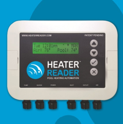 HeaterReader Swimming Pool Automation Hardware