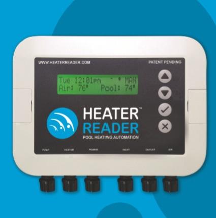 HeaterReader Swimming Pool Automation Hardware