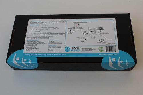 HeaterReader Packaging - Instructions